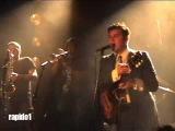 Eli Paperboy Reed &amp The True Loves PARIS 2008 boom boom