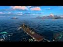 World of Warships Красный капитан 4 Сели на мели