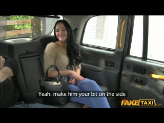 Fake taxi online секс