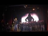 «Bohemian Rhapsody» by камерный хор «Консонанс» СПбГТИ (ТУ)