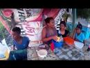 Посмотрите как в Доминикане делают эмпанада процесс от а до я Эмпанада доминиканский чебурек