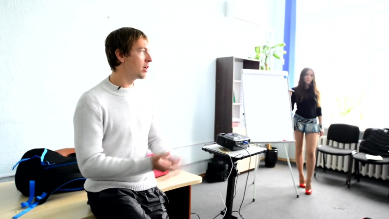 Алекс Лесли Основные принципы соблазнения азы  » онлайн видео ролик на XXL Порно онлайн