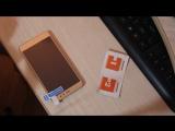 КАК правильно клеить ЗАЩИТНОЕ СТЕКЛО на телефон. И силиконовый чехол на XIAOMI redmi note3
