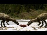 BBC. Прогулки с динозаврами. 03. Жестокое море