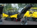 Новая дорожно фрезерная машина BOMAG BM2000 75 самая мощная в своем классе