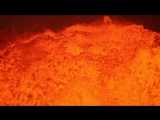 Diving into an Active Volcano