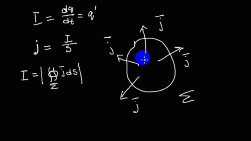 08. Электродинамика _ закон Ома в интегральной форме _ для взрослых