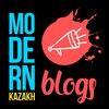 Modern Kazakh Blogs