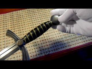 Нож спортивного летчика, принадлежащего к обществу DLV, образца 1934 года.