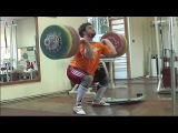 CLEAN &amp JERK 230kg507lbs - FROM ARCHIVES 2012