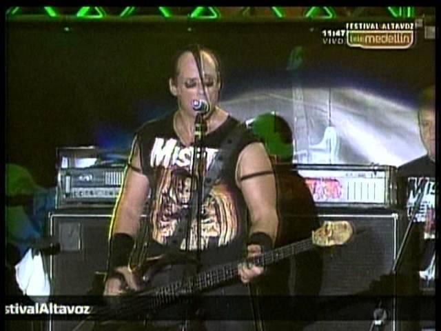 Misfits Live Altavoz 2013 Full Concierto
