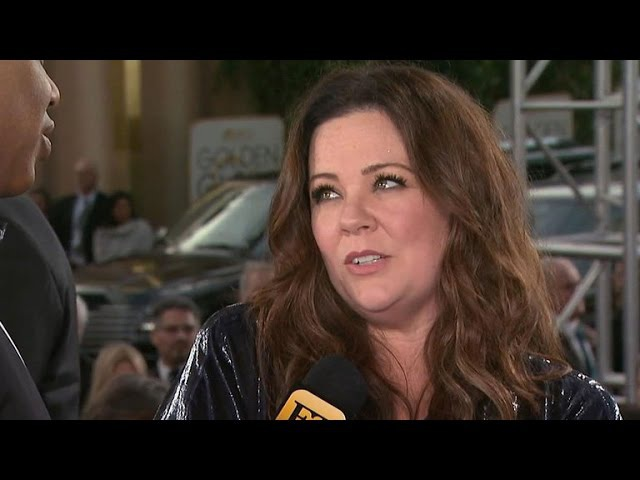 Melissa McCarthy Gets Choked Up Talking About the Cancellation of 'Mike and Molly'