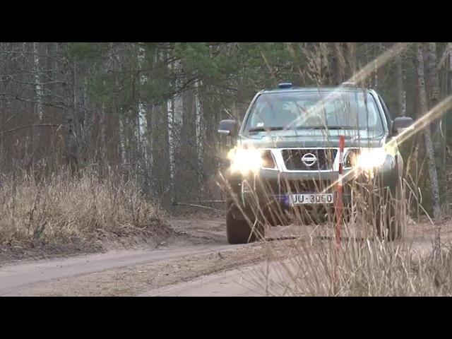 Uz Latvijas-Krievijas robežas būs žogs