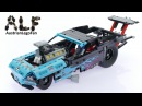 Конструктор Lele 38000 Драгстер аналог Lego Technic 42050