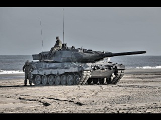 Leopard 2 Tank German main battle tank