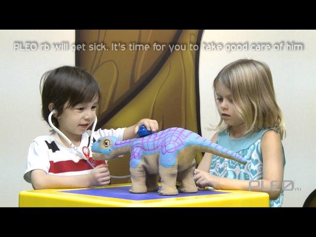 Робот - игрушка Pleo RB