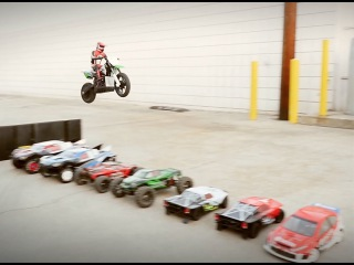 1/4 Scale MX400 Off Road RC Motorcycle Jump 12 RC Cars