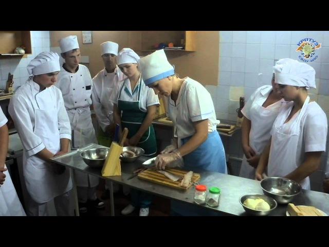 2012-09-12 Урок в группе поваров