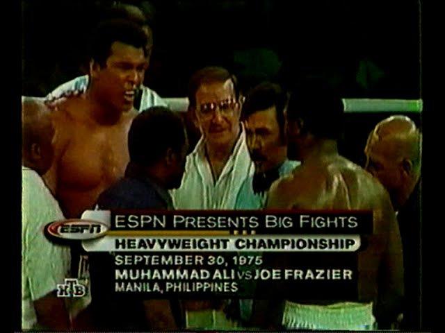 Мохаммед Али-Джо Фрейзер 3 (Вл.Гендлин ст) Muhammad Ali-Joe Frazier 3 Триллер в Маниле