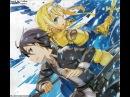 Sword Art OnlineМастера меча онлайн 3 сезон 1 серия