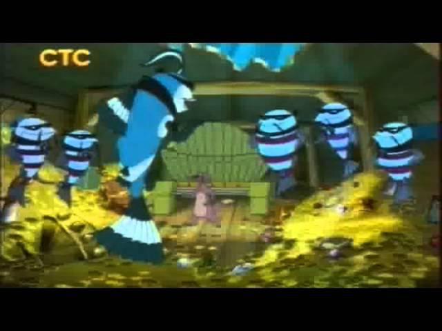 Флиппер и Лопака 3 сезон 21 Своя ноша не тянет