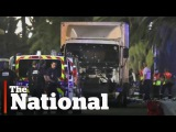NICE MK UILTRA ATTAQUE Truck plows into Bastille Day crowd in Nice, France
