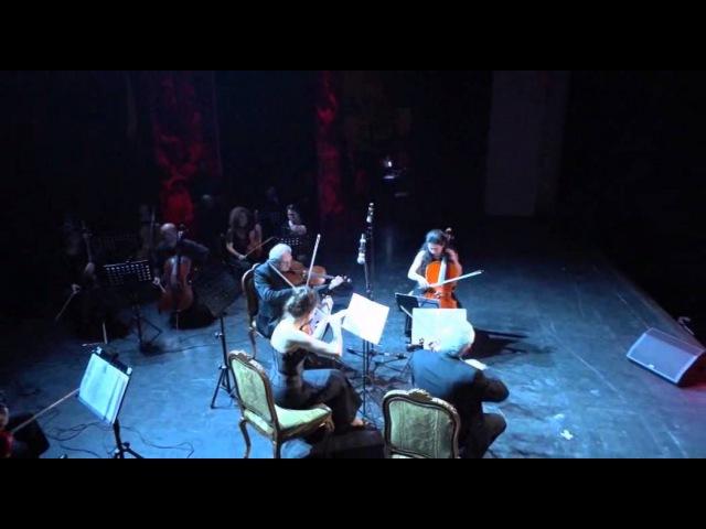 Monte Melqonyan Part 2.3 - Komitas string quartet