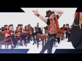 Альтернативная музыка в исполнении Русско Народного Оркестра