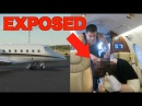 Private Jet Gold Digger Prank!EXPOSED