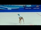 Арина Аверина -- мяч -- Первенство России 2016