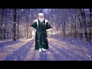 Футаж Зимний Сказка 3