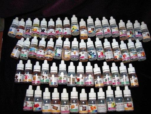 Сделать жидкость для электронной сигареты своими руками