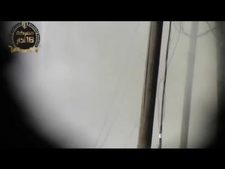 Сирия Танк Асада получает несколько выстрелов из РПГ, выживает и продолжает бой_(1280x720)