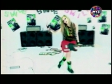 Avril Lavigne-Smile(Клипы эфира Муз-ТВ 2011)