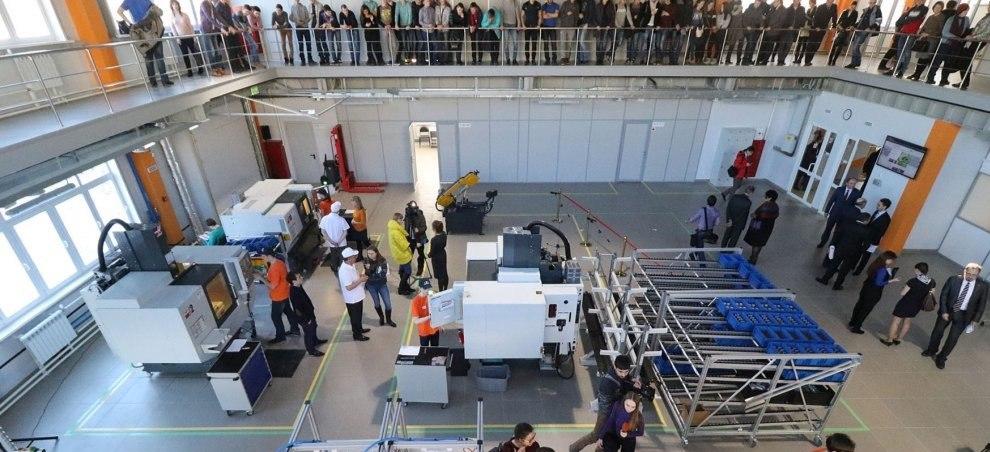 На Урале открылась первая образцовая фабрика бережливого производства