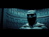 Batman, Shia Labeouf and Superman )