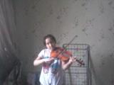 игра на скрипке голасуйте!  смотрите! )