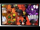 Plants vs. Zombies - Серия 96 (Как меня по ТВ показали) КурЯщего из окна