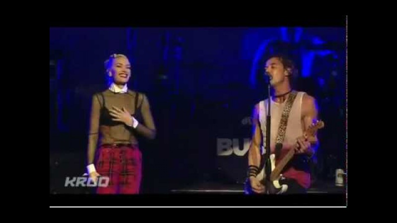 Bush ft. Gwen Stefani - Glycerine (KROQ Almost Acoustic Christmas, 12.08.2012)