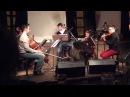 Александр Маноцков и Courage Quartet - Медведица (1.11.2014)