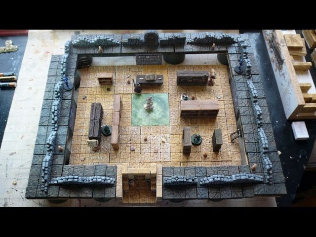 How to Make a Dungeons and Dragons Library
