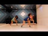Евгения Корниенко - Реггетон - Школа танцев RaiSky