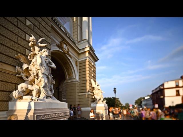 Одесса Город у моря » Freewka.com - Смотреть онлайн в хорощем качестве