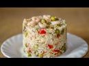 Как вкусно приготовить рис. Рассыпчатый рис с овощами на гарнир