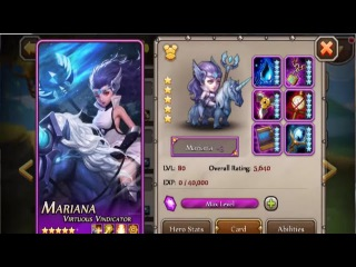 Soul Hunters | Hero Spotlight (Mariana)