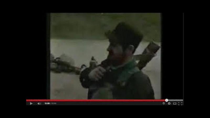 Дагестан, Тухчар 1999г. Казнь 6 бойцов 22-й бригады ВВ. 18