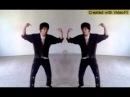 фанат Шакрукх Кхана танцует на песню chamak chalo\fan dance of chamak chalo