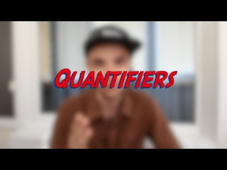 Quantifiers - Learn English online free video lessons