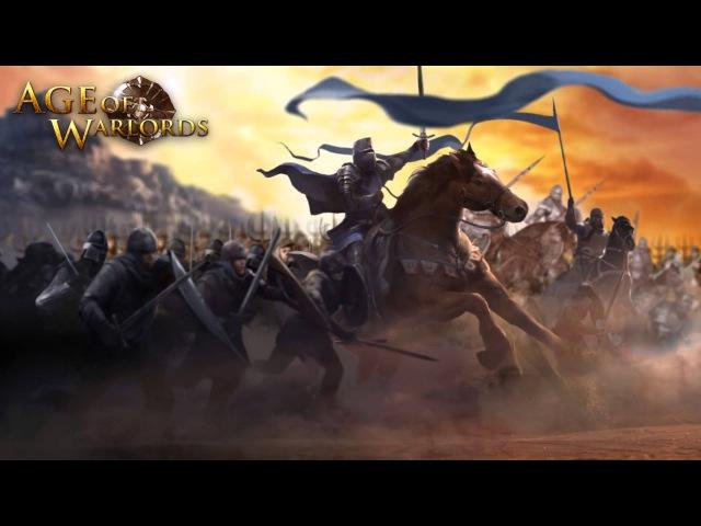 [Обновление] Vikings Age Of Warlords - Геймплей | Трейлер