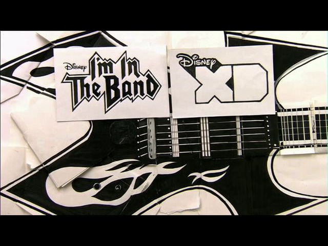 Disney XD - I'm in the Band